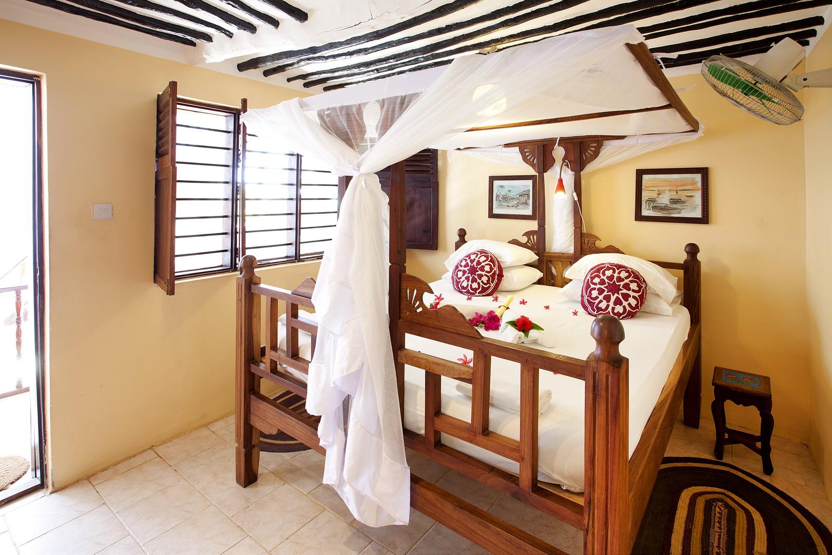 Blue Oyster Hotel Zanzibar